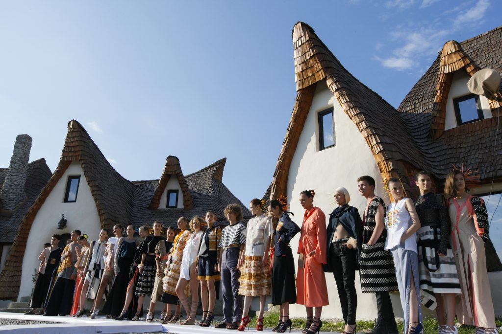 Feeric Fashion Week Designers Use Exciting Locations for their Runways