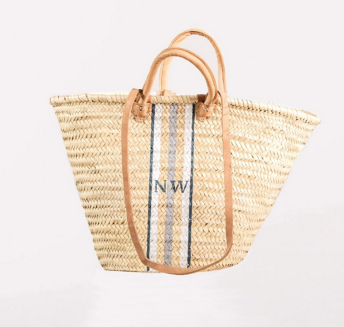 Basket Case: The Best Beach Bags for Our Favorite Summer Destinations
