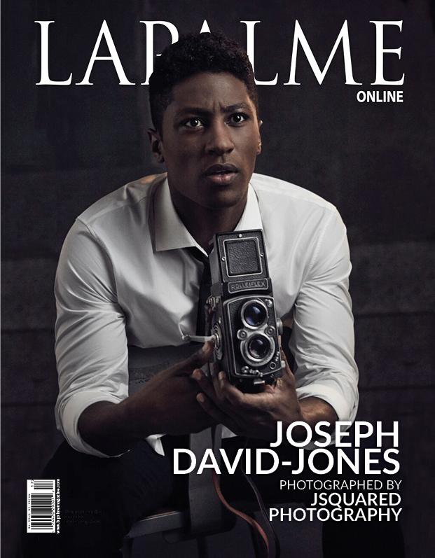 """Joseph David-Jones: Starring in Kathryn Bigelow's """"Detroit"""""""