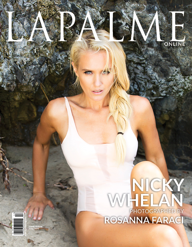INCONCEIVABLE'S NICKY WHELAN'S SEXY SUMMER PHOTOSHOOT!
