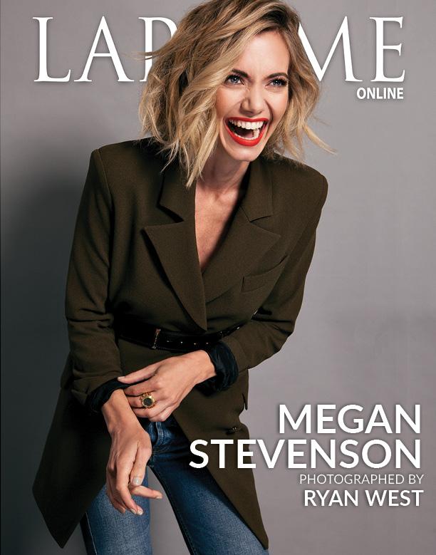"""MeganStevenson Talks """"Get Shorty"""""""