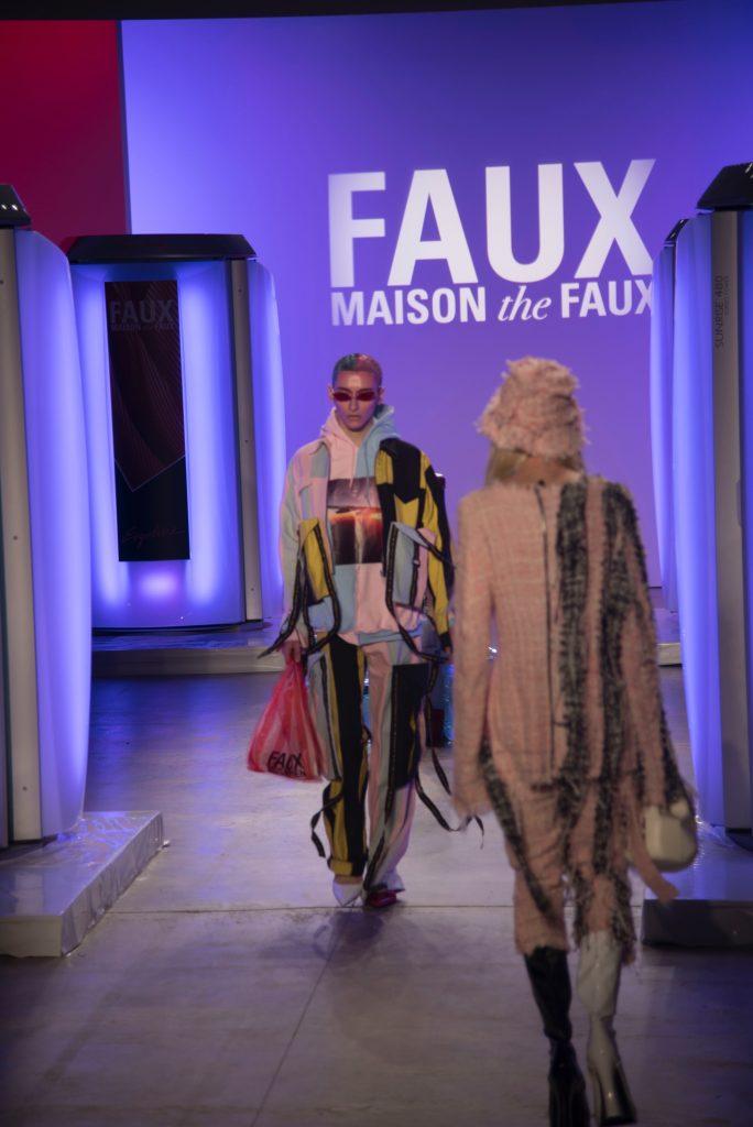 MAISON THE FAUX – NYFW S/S2018