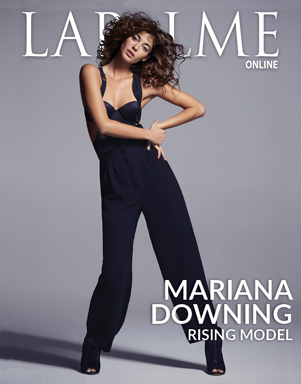 Mariana Downing: Rising Model