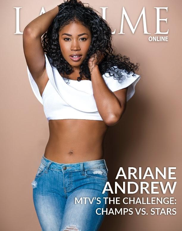 Ariane Andrew: MTV's CHAMPS vs. STARS