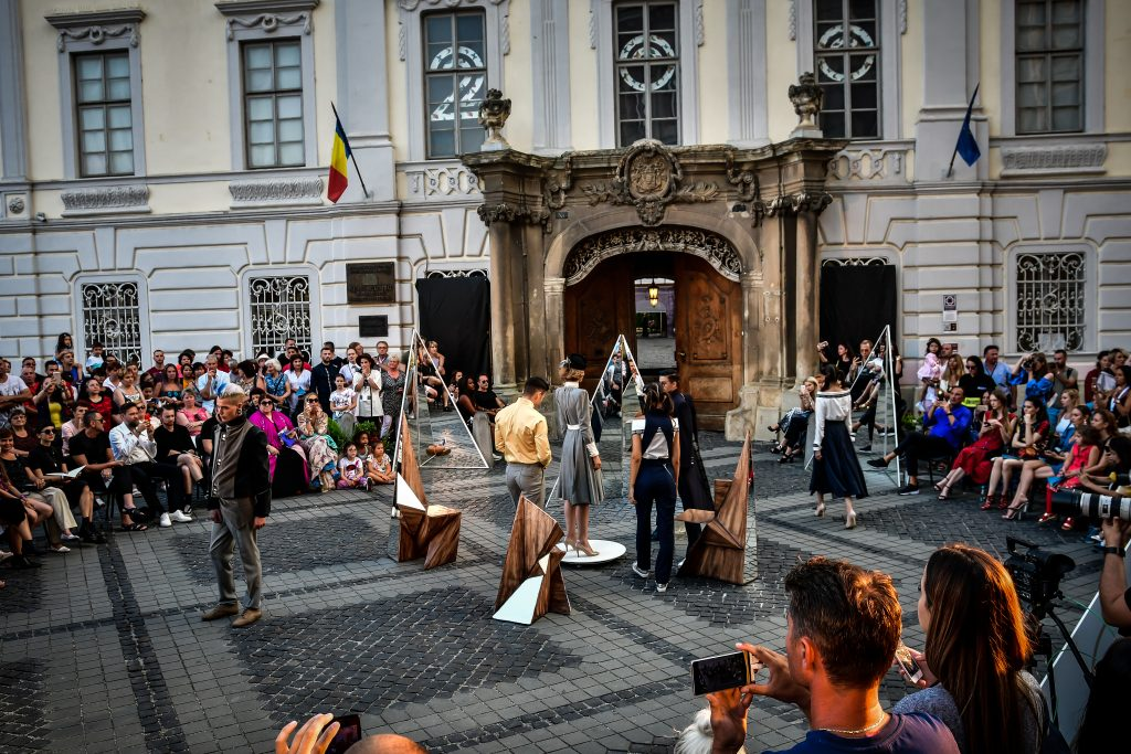 The Most Creative Fashion Week of Eastern Europe is in Transylvania, Romania