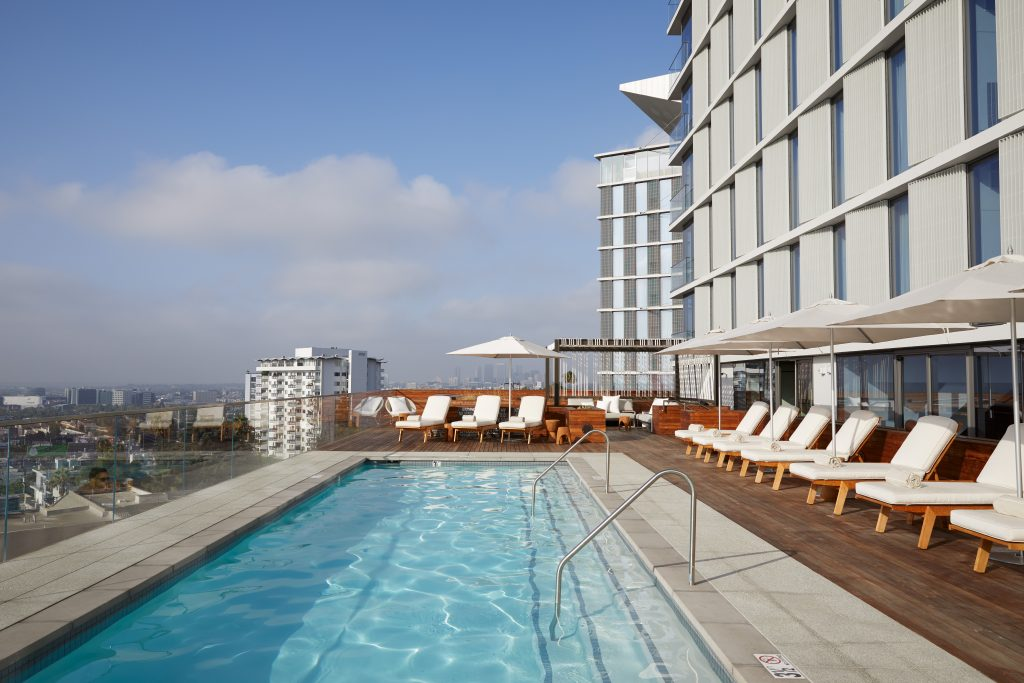 New Kids On The Sunset Strip: The Jeremy West Hollywood Hotel
