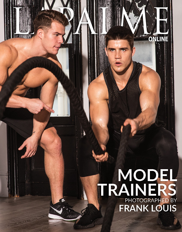 Train Like a {Male} Model For Your New Year's Resolution