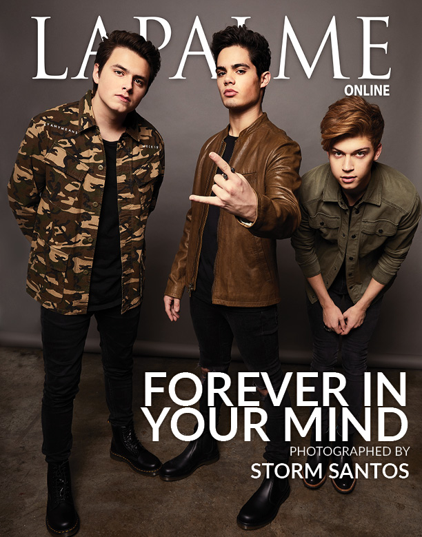 """The Guys that are """"Forever in Your Mind"""""""
