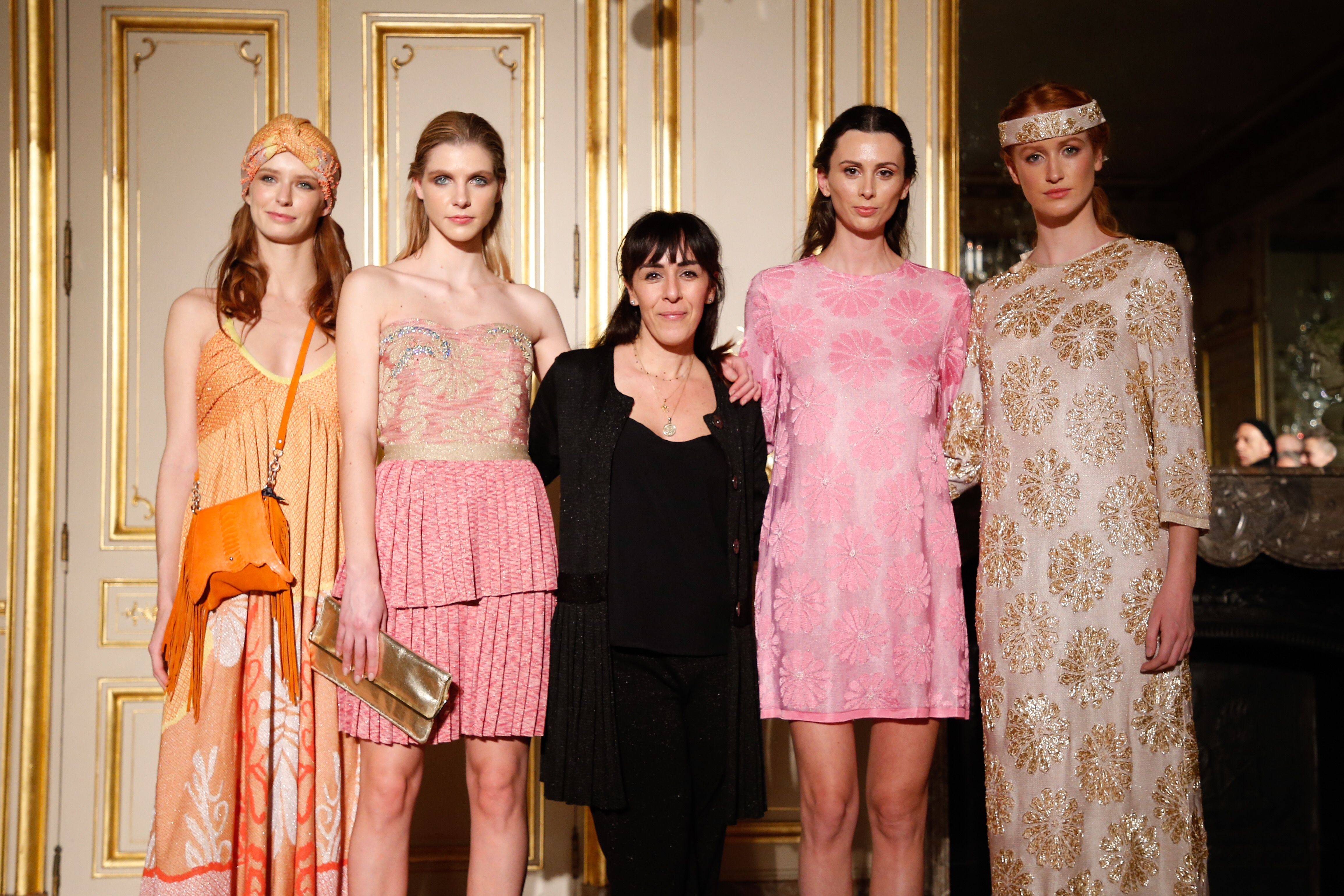Paris Haute Couture Fashion Week: Maria Aristidou