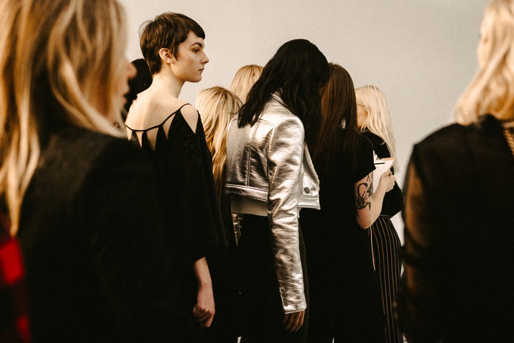 BCBG Autumn/Winter 2018 Backstage Access NYFW