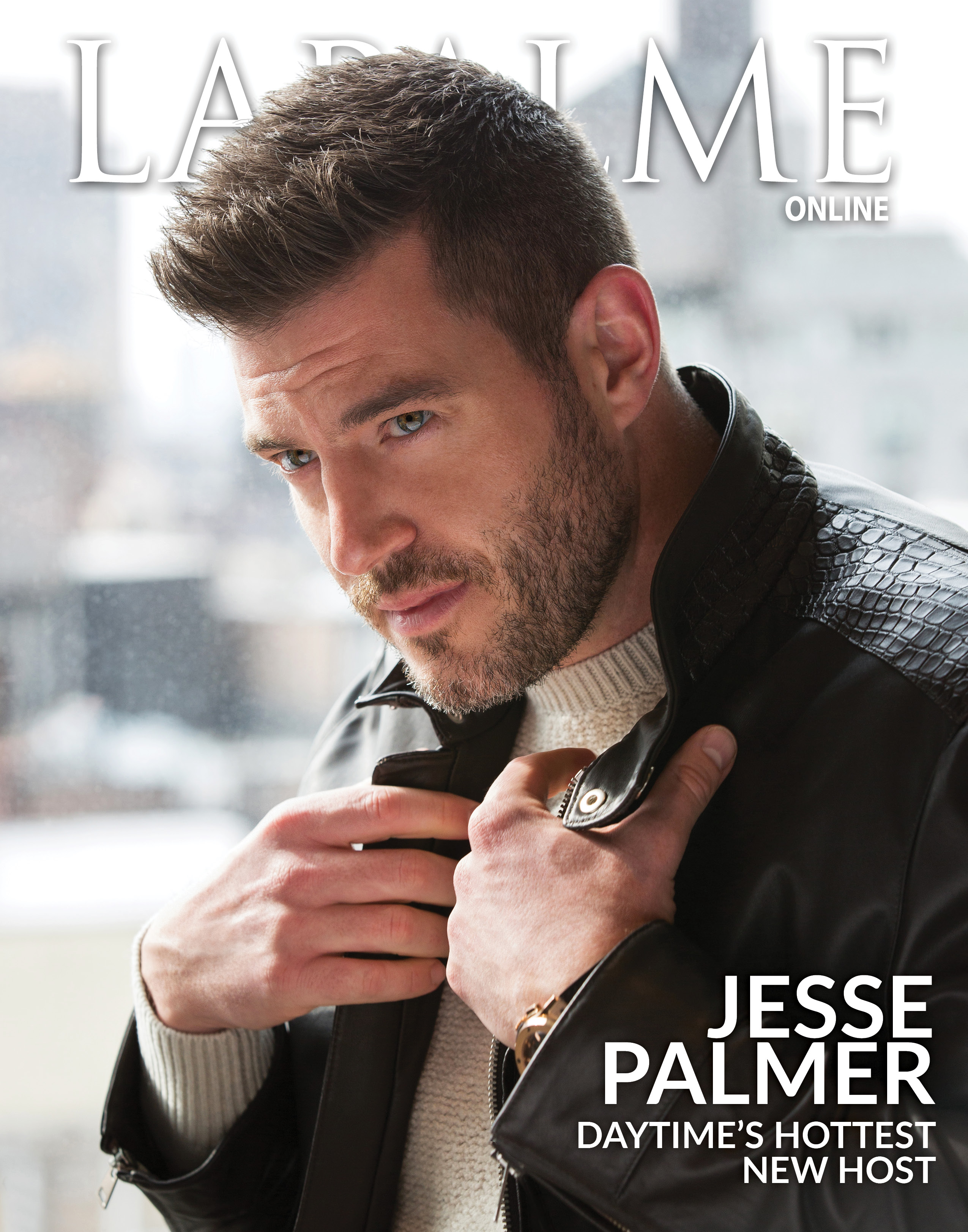 Jesse Palmer: Hottest New Host