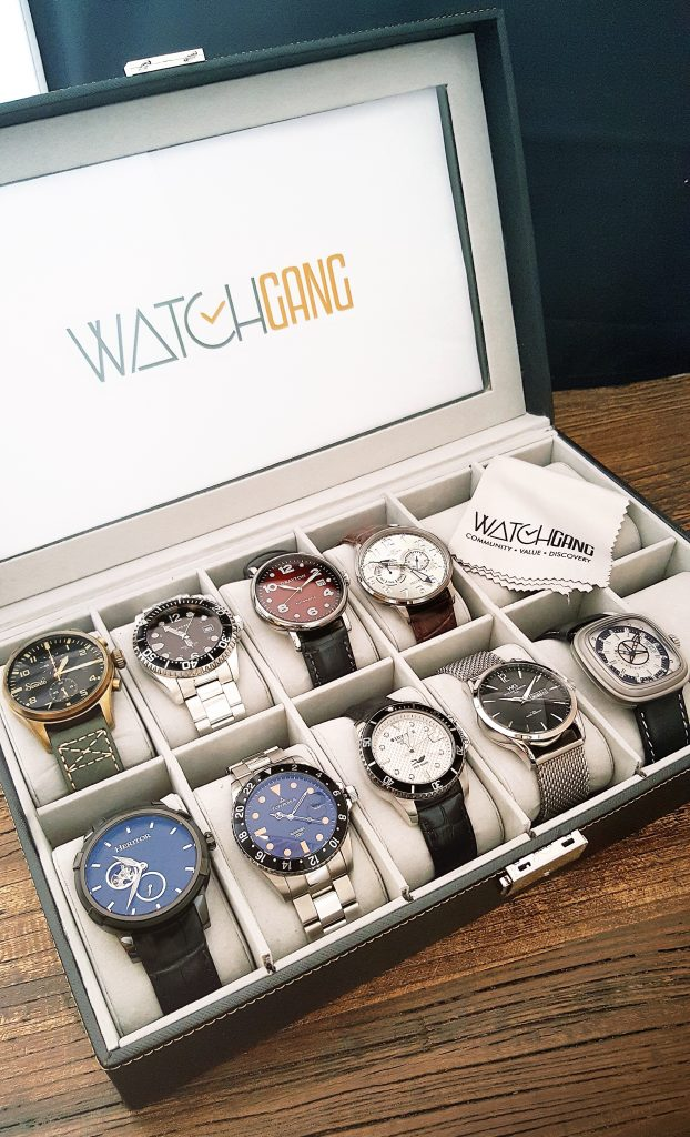 Subscription Addiction, Meet Watch Gang