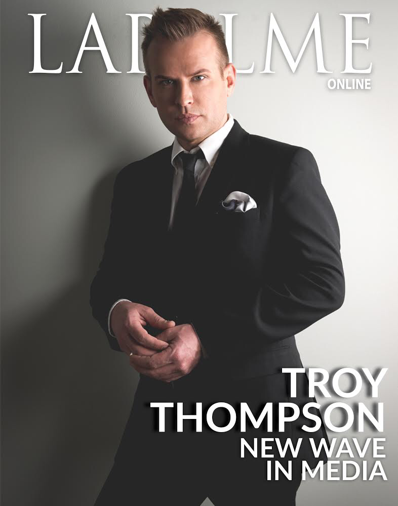 Troy Thompson a New Wave in Media