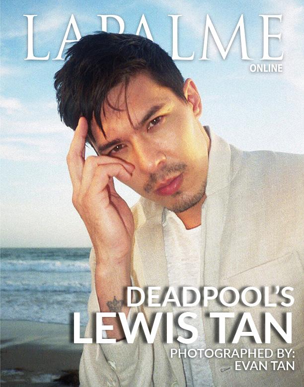 "Lewis Tan is ""Shatterstar"" in Deadpool 2 in Theaters Now"