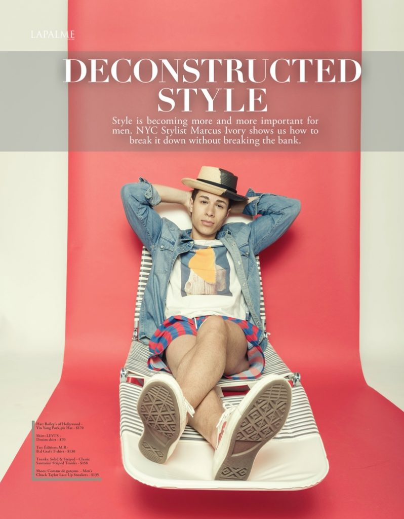 DECONSTRUCTED STYLE: SUMMER