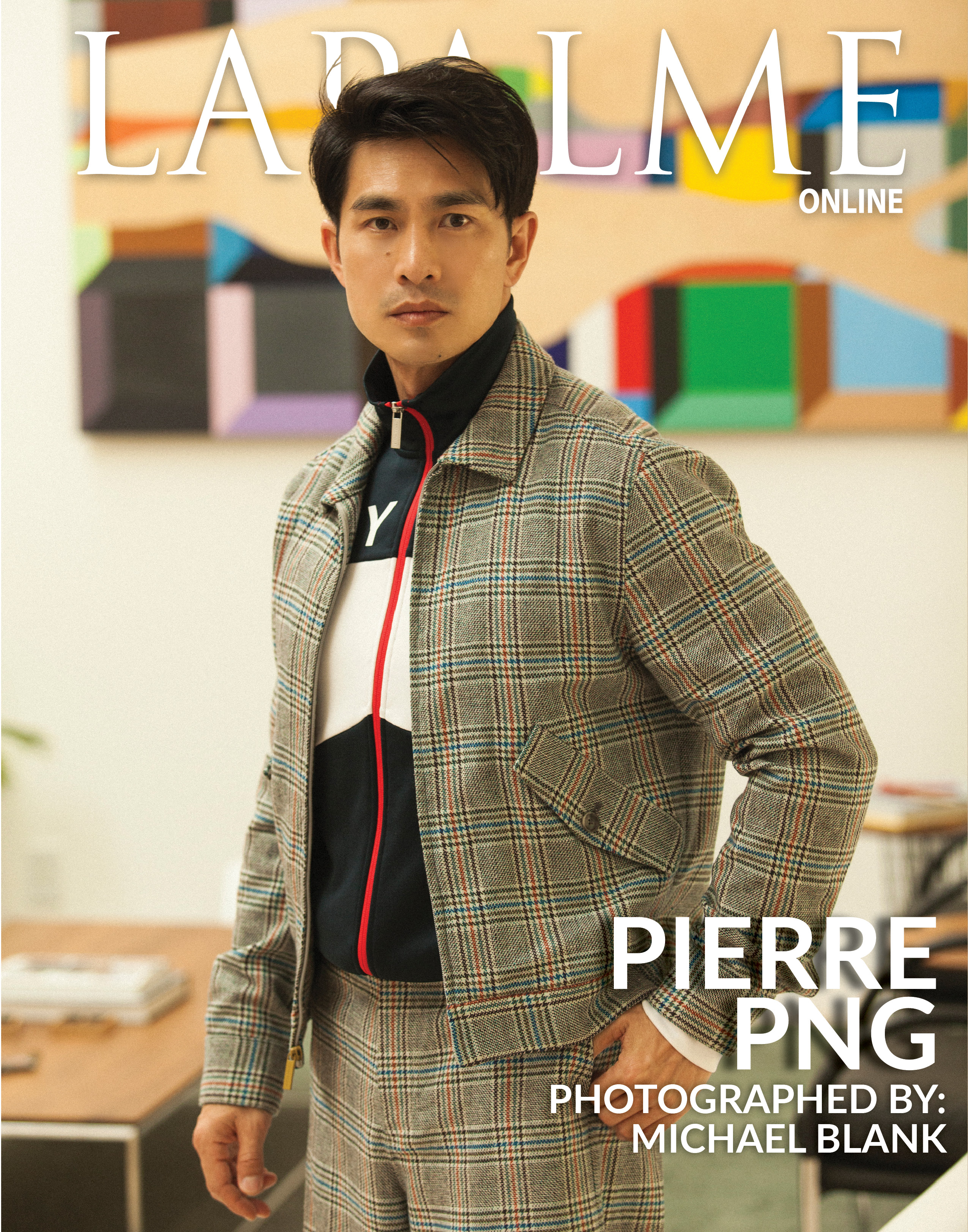 Pierre Png Talks Crazy Rich Asians