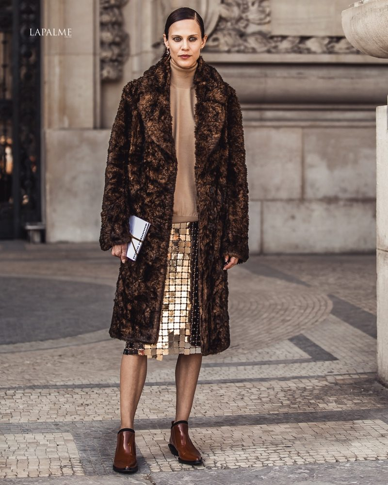 PARIS FASHION WEEK SPRING 2019 BEST IN STREET STYLE, DAY 4
