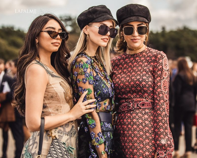Paris Fashion Week Spring 2019 Best in Street Style Day 1