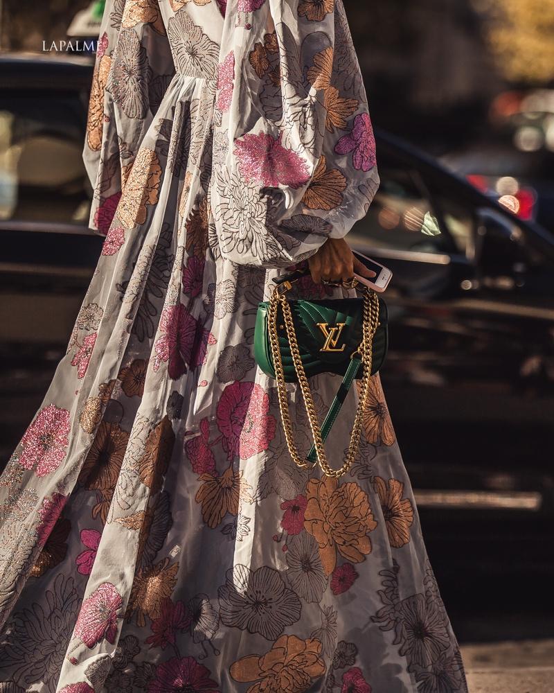 Paris Fashion Week Spring 2019 Best In Street Style Day 3 Lapalme