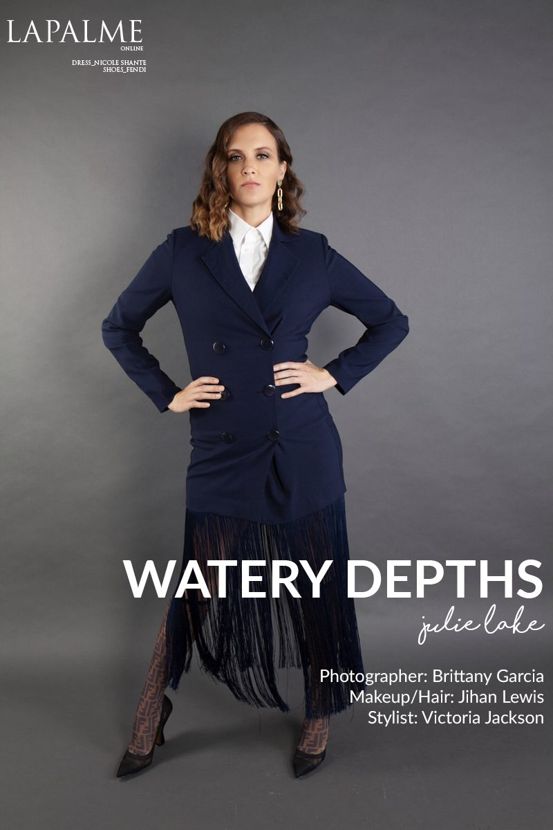 Watery Depths, interview with Julie Lake