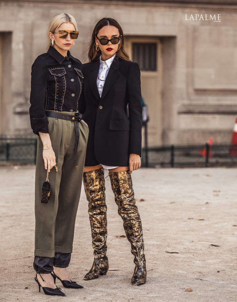 PARIS FASHION WEEK SPRING 2019 BEST IN STREET STYLE, DAY 6
