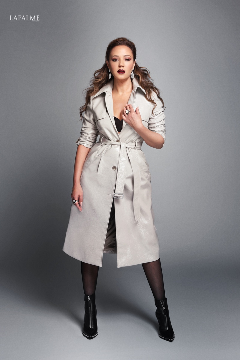 Leah Remini S Exclusive Photo Shoot With Lapalme Magazine