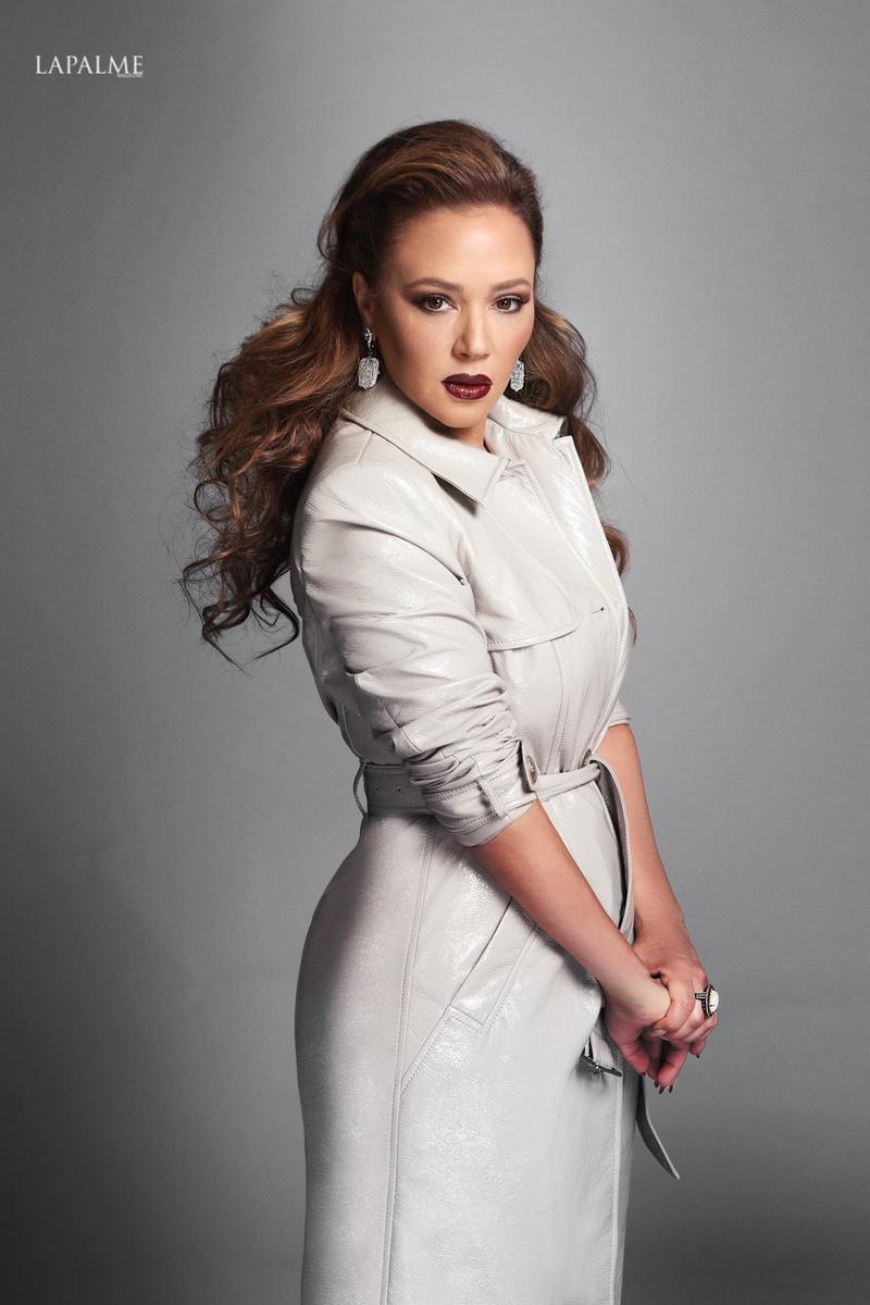 Leah Remini S Exclusive Photo Shoot With Lapalme Magazine