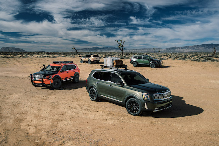 KIA TELLURIDE SUPPER SUITE' FILM HOSPITALITY HUB DRIVES INTO FAMED PARK CITY INDIE FEST FOR A FIFTH CONSECUTIVE YEAR WITH CUISINE BY GREENE ST. KITCHEN