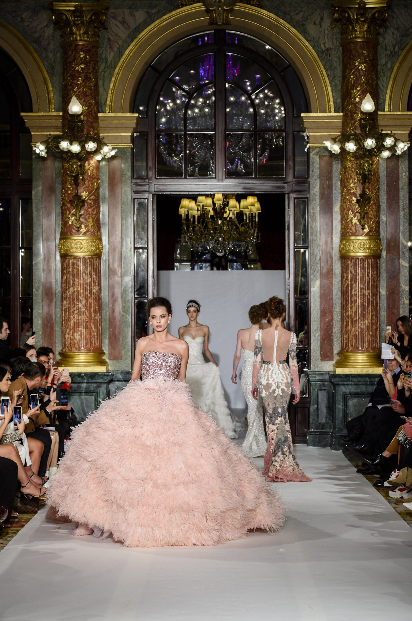 Paris Haute Couture Week: ALIN LE'KAL