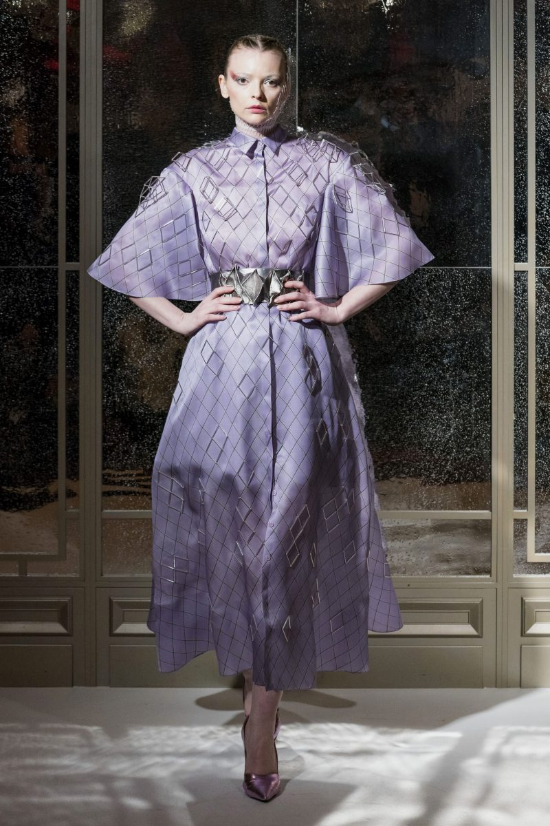Paris Haute Couture Week: ARMINE OHANYAN