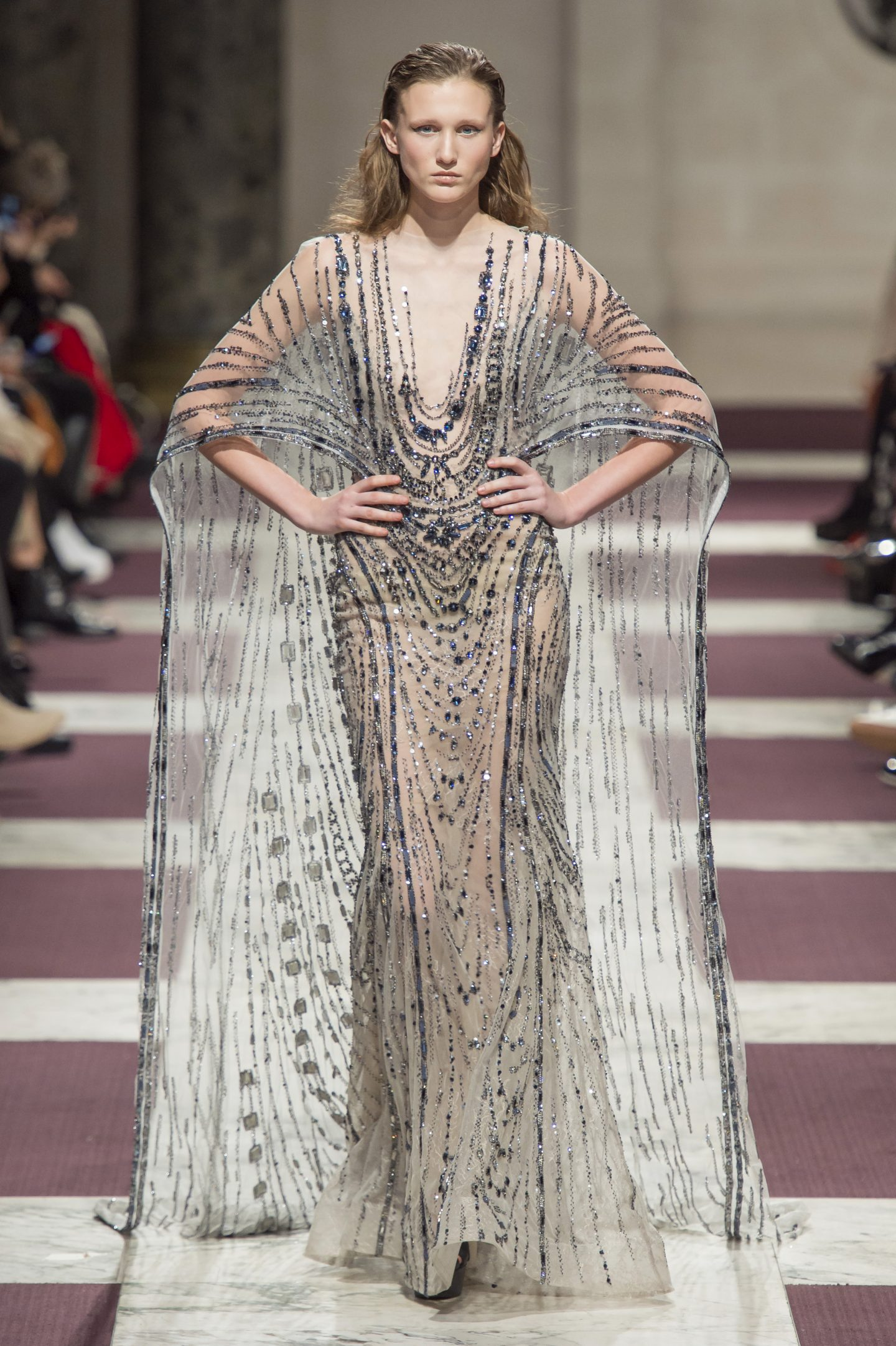 cae6ea13785 Paris Haute Couture Week  ZIAD NAKAD