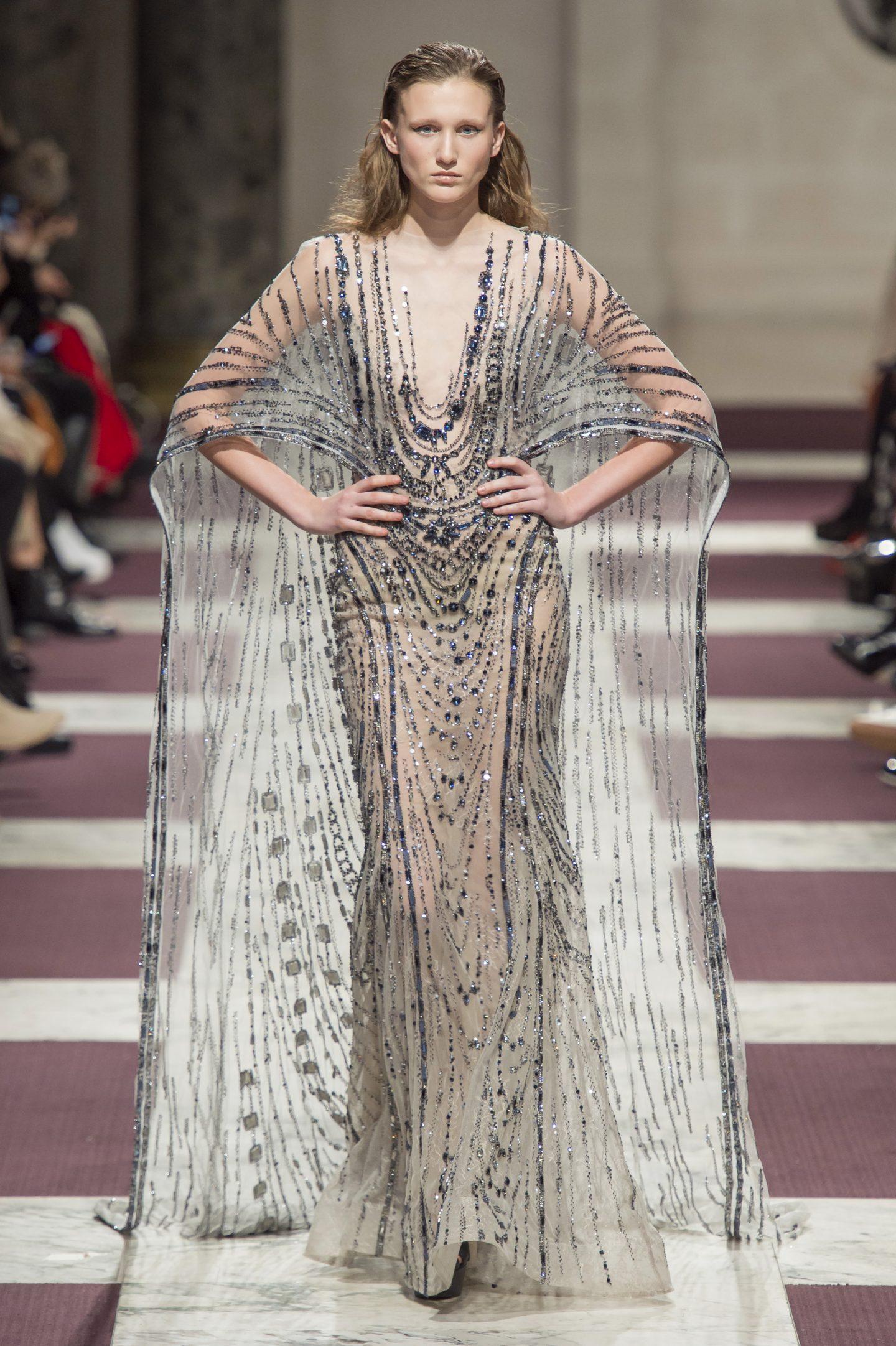 Paris Haute Couture Week: ZIAD NAKAD