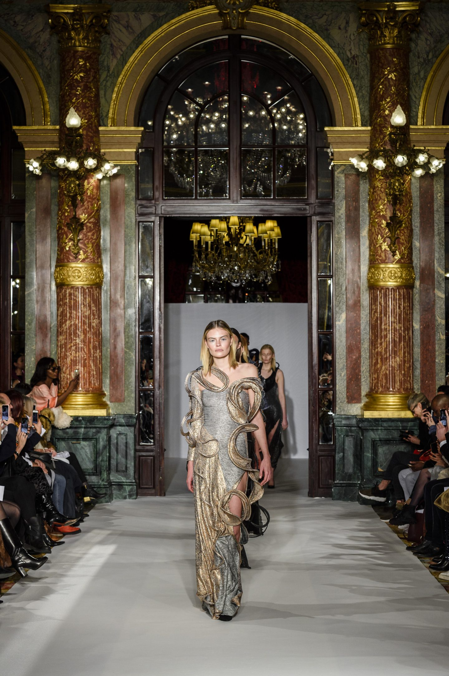 Paris Haute Couture Week: PATUNA