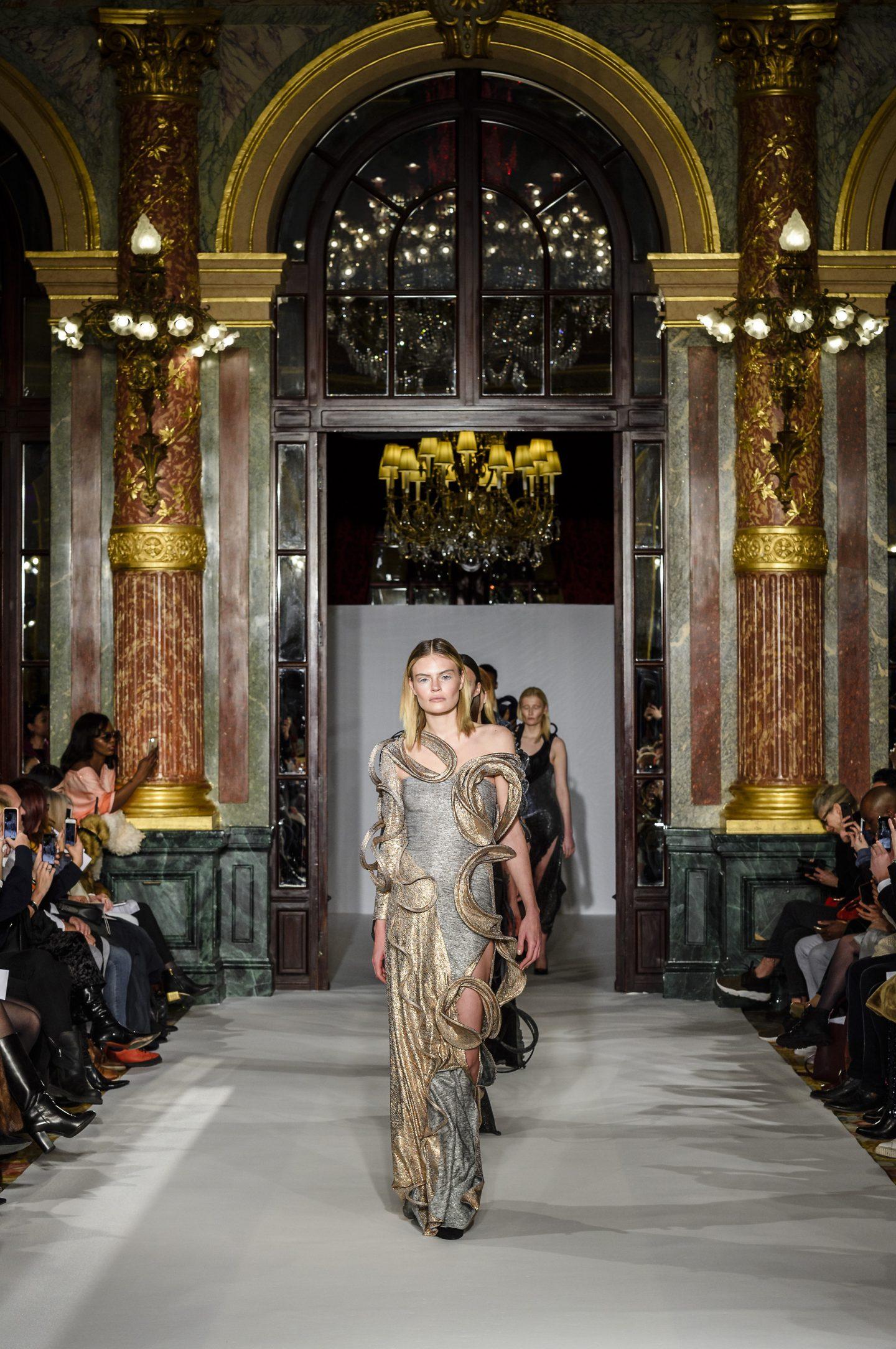Paris Haute Couture Week: PATUNA