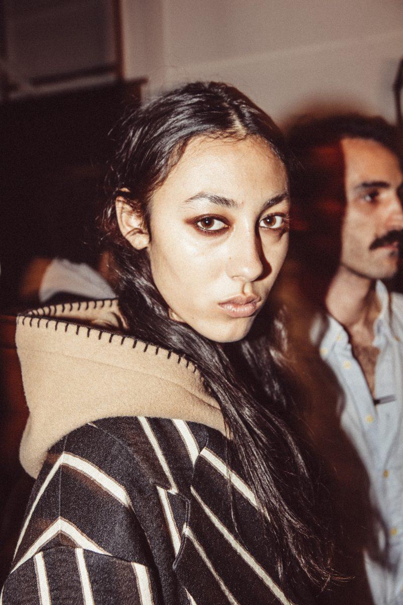 Claudia Li: NYFW Backstage