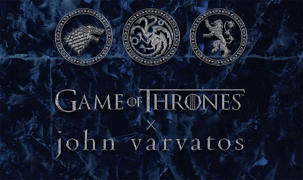 GOT x JOHN VARVATOS COLLAB