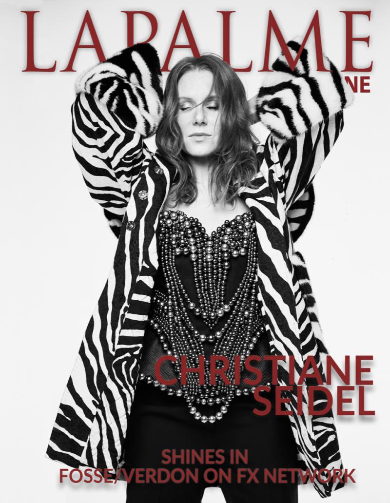 Christiane Seidel Shines in FX's Fosse/Verdon