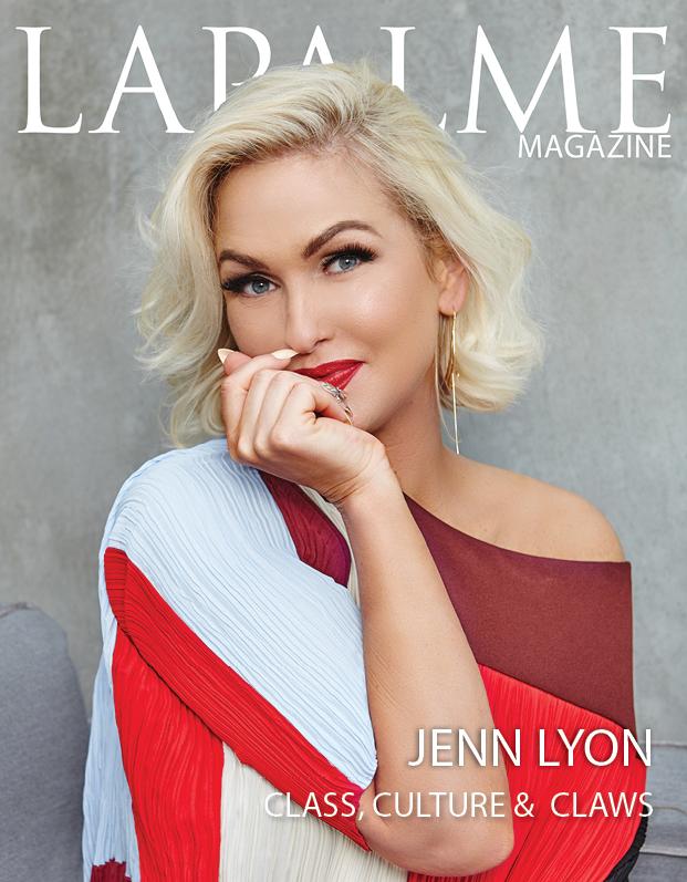 Class, Culture & CLAWS: Jenn Lyon