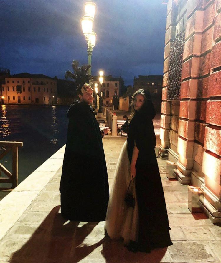 The Dior Venetian Ball