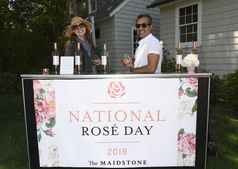 National Rose Day Recap: The Maidstone in East Hampton
