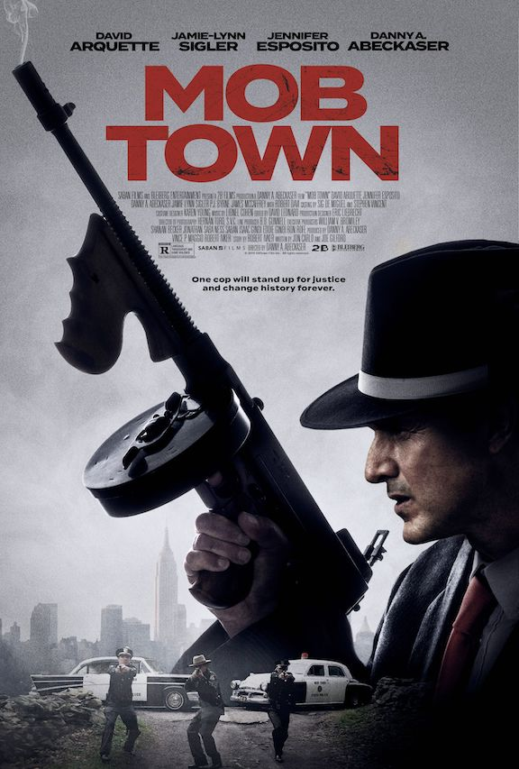 """MOB TOWN"" LOS ANGELES PREMIERE on FRIDAY, DEC. 13th at THE LOS ANGELES FILM SCHOOL"
