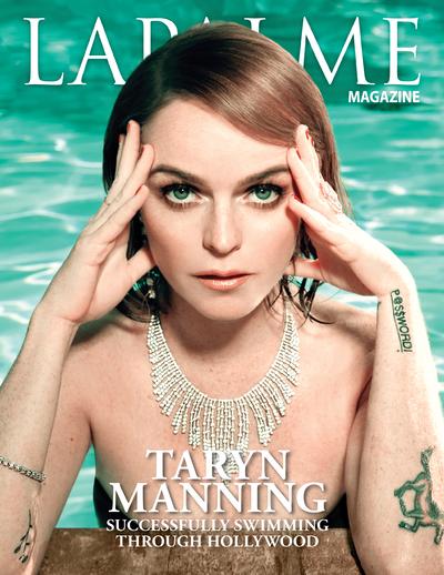 ISSUE 27 Taryn Manning