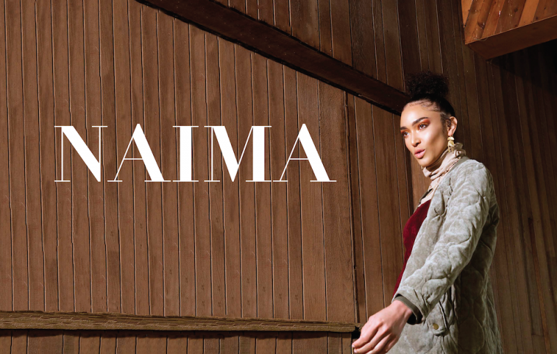 NAIMA – PHOTOGRAPHED BY DICKSON MOSES