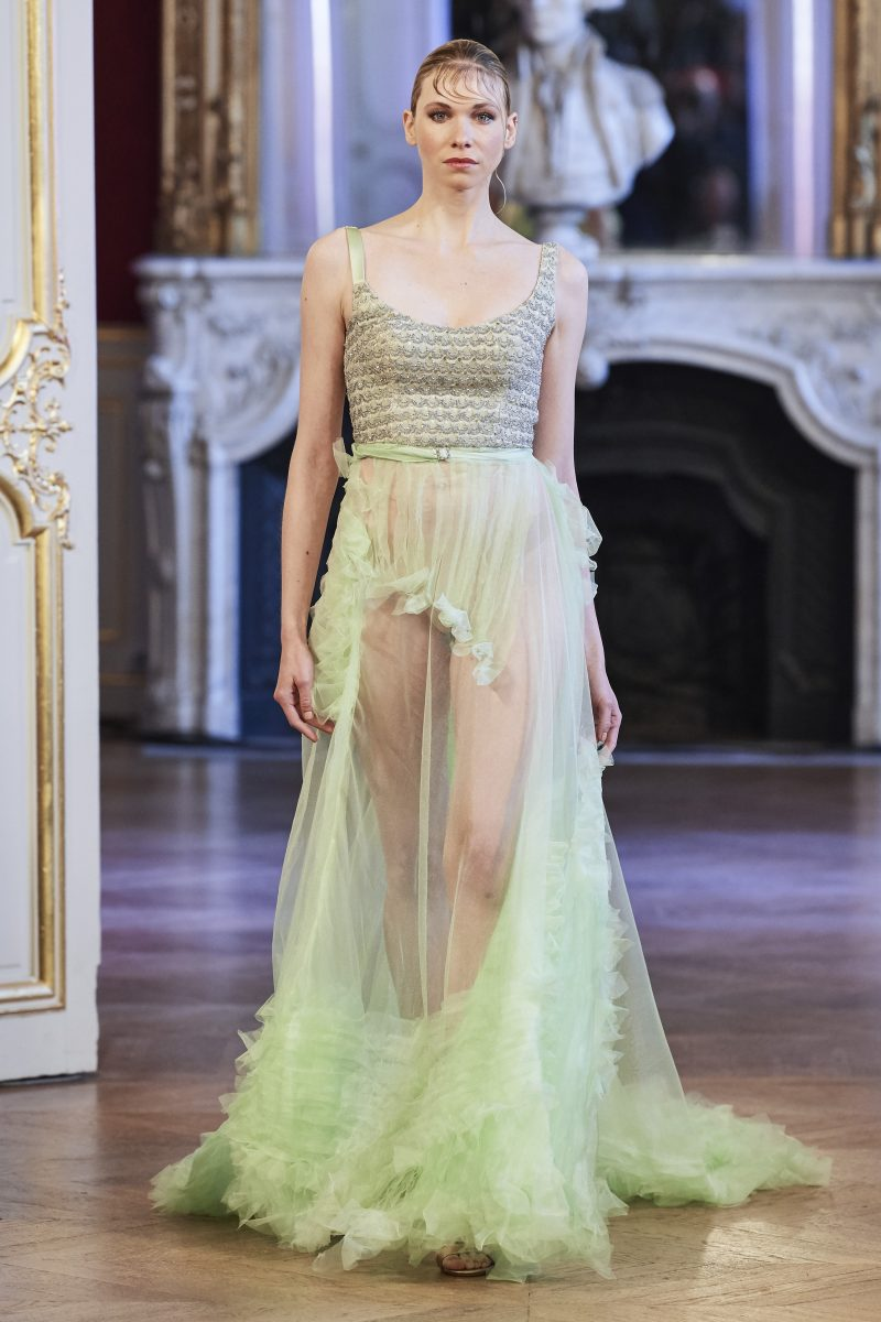 Aleem Yusuf: Paris Haute Couture Fashion Week 2020