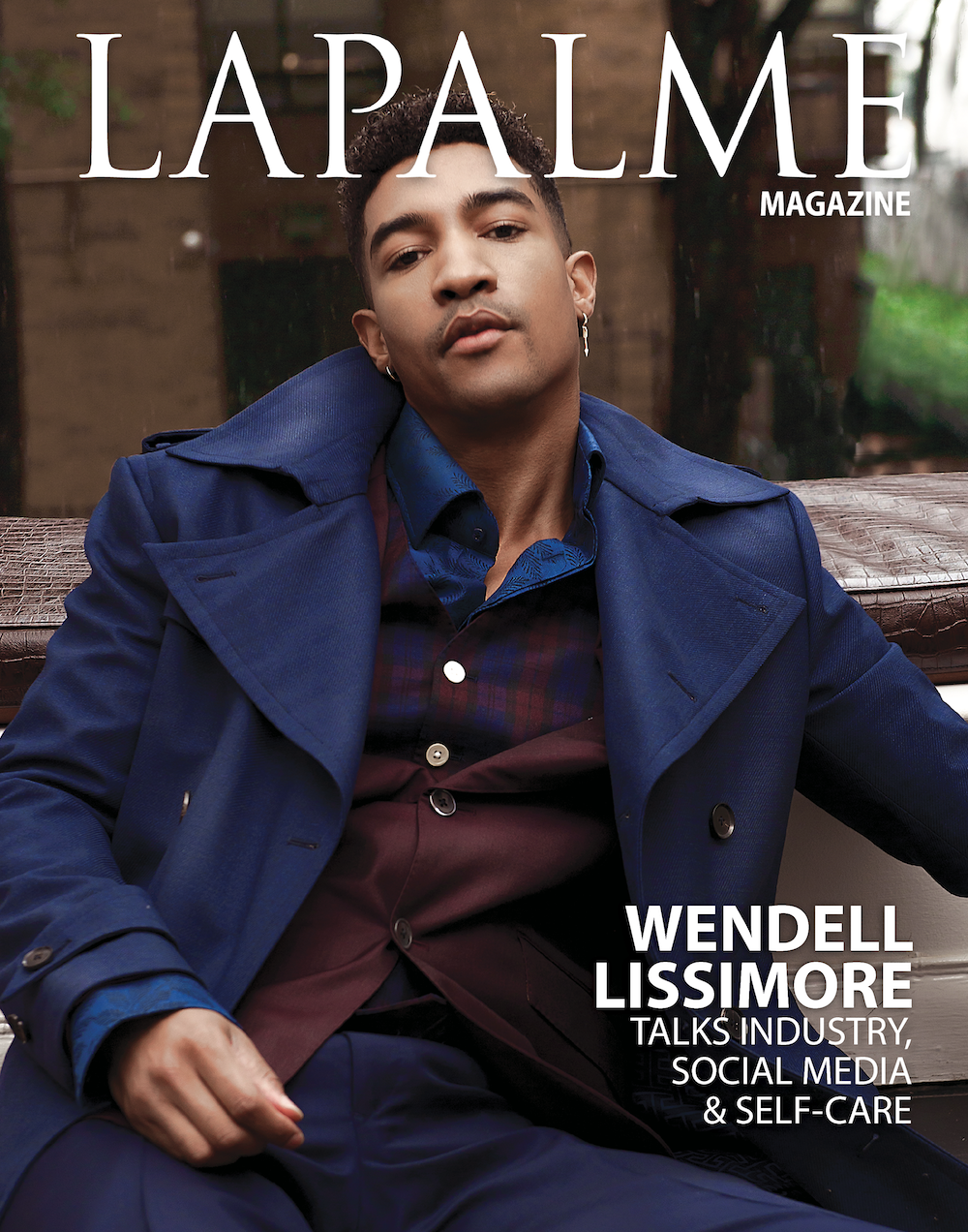 Wendell Lissimore Photographed by Dickson Moses