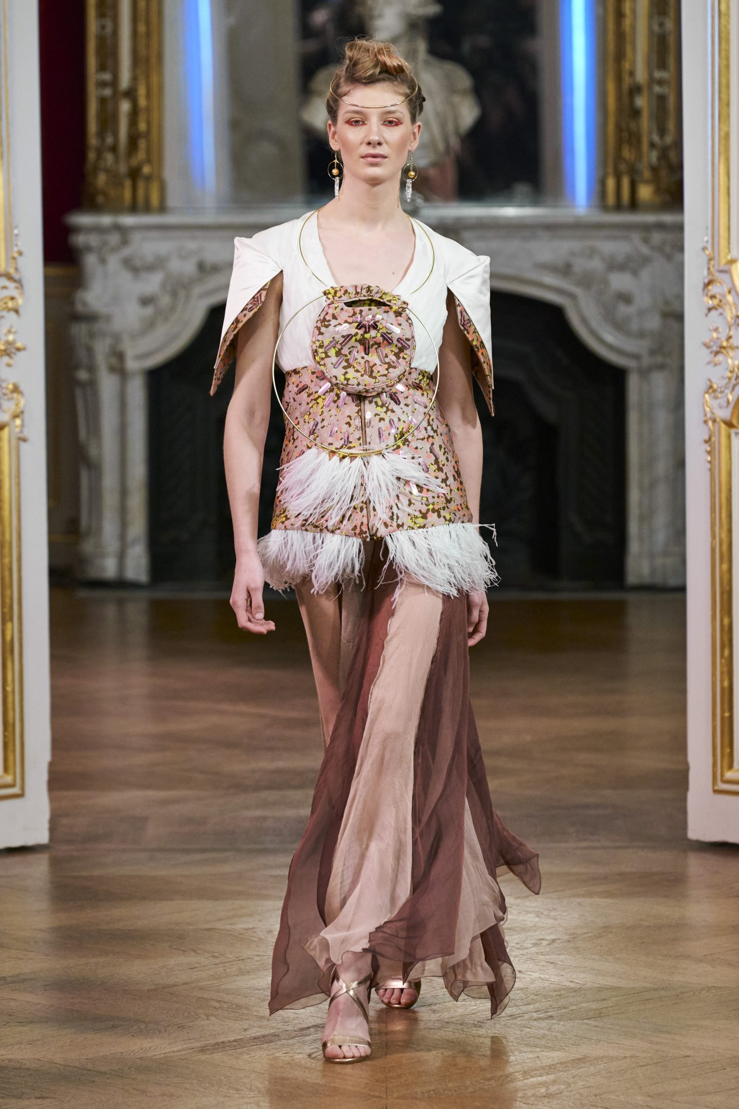 Adeline Ziliox: Paris Haute Couture Fashion Week 2020