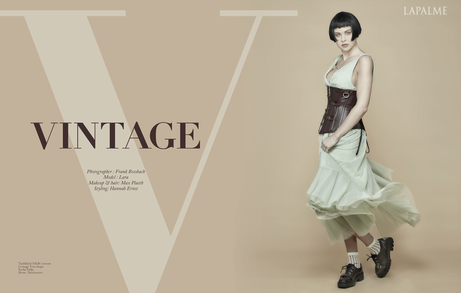 VINTAGE BY FRANK ROSSBACH