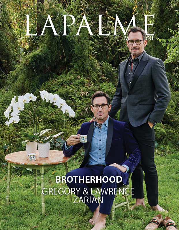 BROTHERHOOD: Gregory & Lawrence Zarian