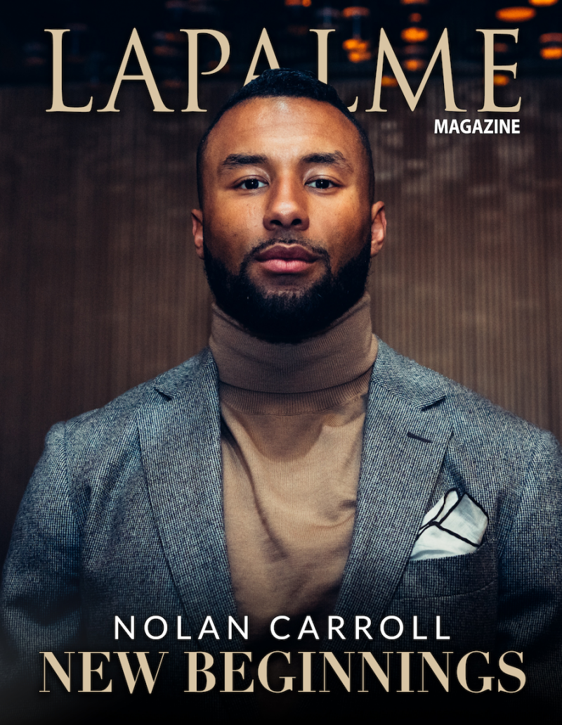 NOLAN CARROLL – NEW BEGINNINGS