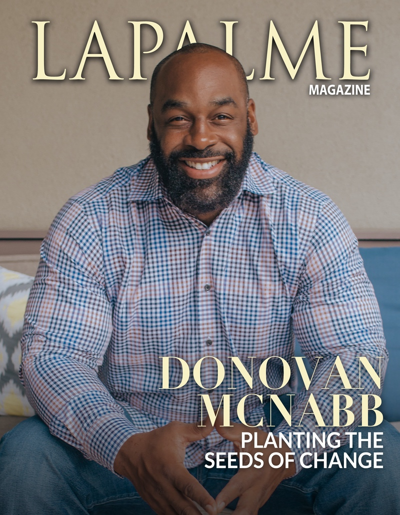 DONOVAN MCNABB – PLANTING THE SEEDS OF CHANGE